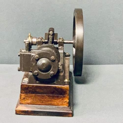 19th Century Model Steam Engine image-3