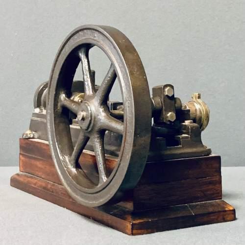 19th Century Model Steam Engine image-4