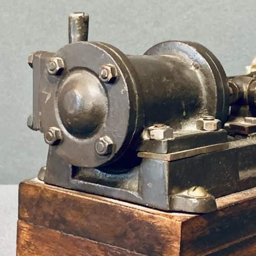 19th Century Model Steam Engine image-6