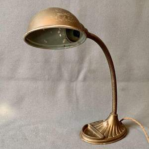 20th Century Flexi Desk Lamp