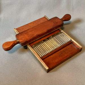 Victorian Pill Tray