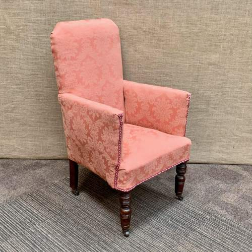 Victorian Childs Armchair image-1
