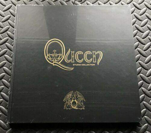 Queen Complete Studio Collection The Book image-1