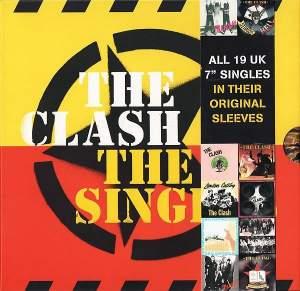 The Clash – The Singles 19 Singles 7in Box Set