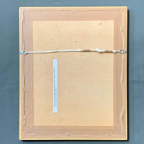 Jean Cocteau Signed Print - Amour image-6