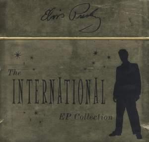 Elvis Presley – The International EP Collection  11 × Vinyl 7in.