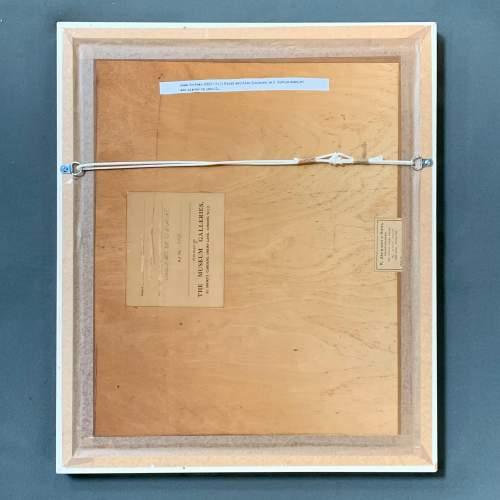 Jean Cocteau Signed Print - Coulews De L'Europe image-6