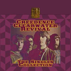 Creedence Clearwater Revival – The Singles Collection 15 x 7in