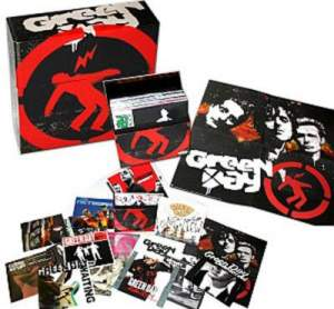 Green Day Ultimate Collectors  21 x 7in Vinyl Singles Box Set