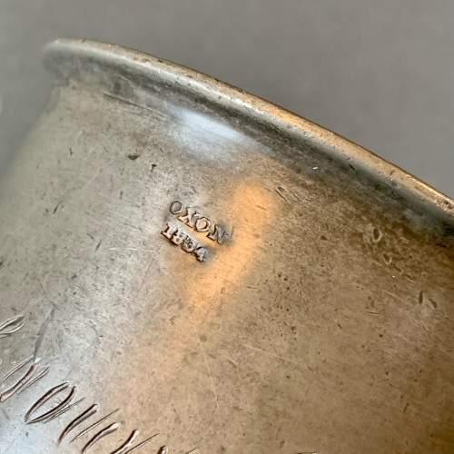 Mid 19th Century Pewter Mug image-3