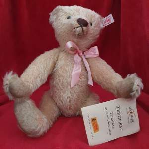 Steiff 038136 Limited Edition Appolonia Margarette Blonde Teddy Bear