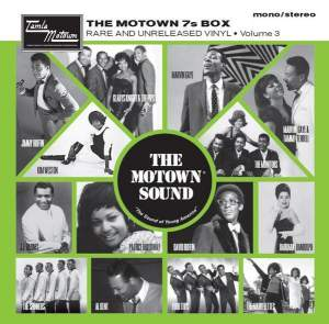 Various  The Motown 7s Box (Rare And Unreleased Vinyl • Volume 3