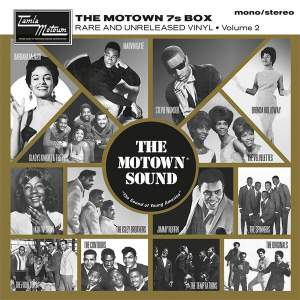 Various  The Motown 7s Box Rare And Unreleased Vinyl • Volume 2