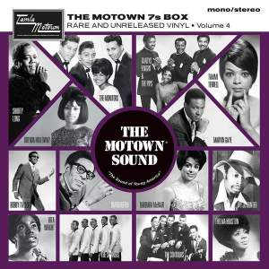 Various  The Motown 7s Box Rare And Unreleased Vinyl • Volume 4