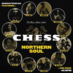Various – Chess Northern Soul 7 x 7in Rare Box set