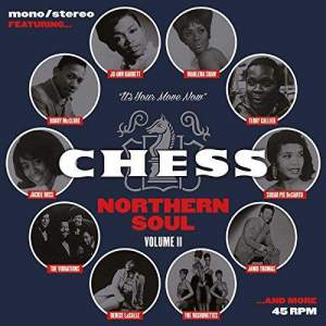 Various – Chess Northern Soul 7 x 7in Rare Box set Volume 11