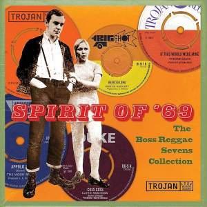 Trojan Various - Spirit Of '69 - 8 x 7in Reggae Sevens Collection