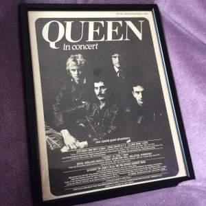 Queen in Concert NME Advert 1982
