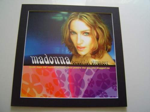 4 x Madonna Original Rare Posters In Mounts Ready To Frame image-3