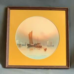 Early 20th Century Watercolour by Garman Morris