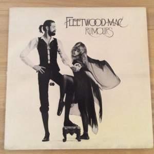 Fleetwood Mac Rumours Vinyl LP - first pressing 1977