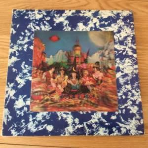 Rolling Stones Their Satanic Majesties Request Vinyl LP 1967