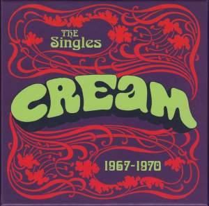 Cream – The Singles 1967-1970  10 × Vinyl 7in