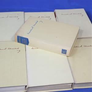 Books: Winston Churchill - 6 Vols 2nd World War - Reprint Society 1950s