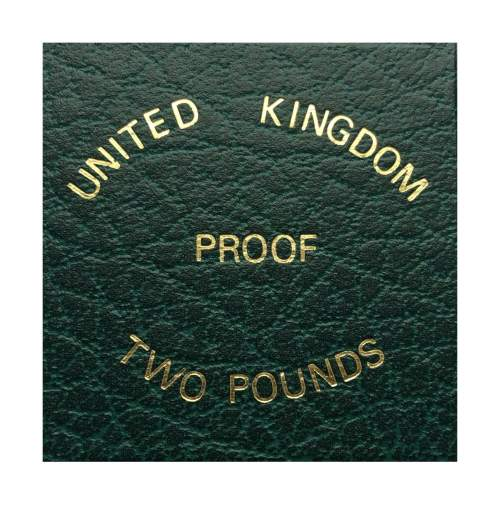 1986 Elizabeth II Gold Proof Double Sovereign. image-2