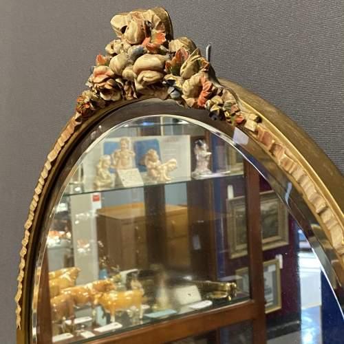 Vintage Barbola Wall Mirror image-4
