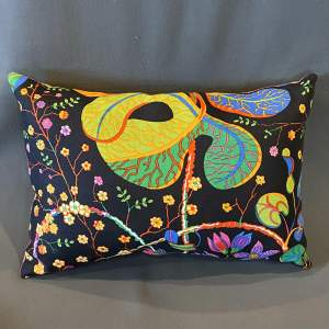 Large Pillow - Fabric Designed by Josef Frank