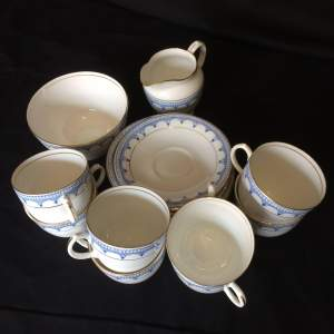 Delphini Edwardian Tea Set