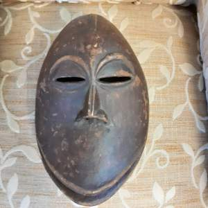 Tribal Congalese Mask