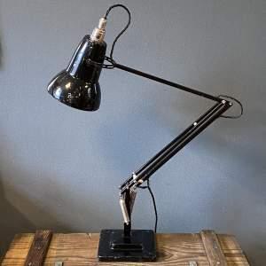Herbert Terry Type 1227 Black Anglepoise Desk Lamp