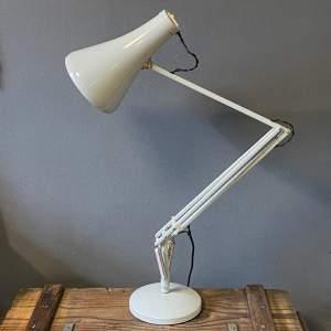 Herbert Terry Type 75 Grey Anglepoise Desk Lamp