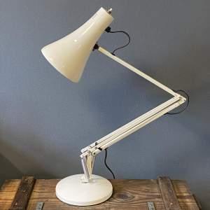 Herbert Terry Type 90 Cream Anglepoise Desk Lamp