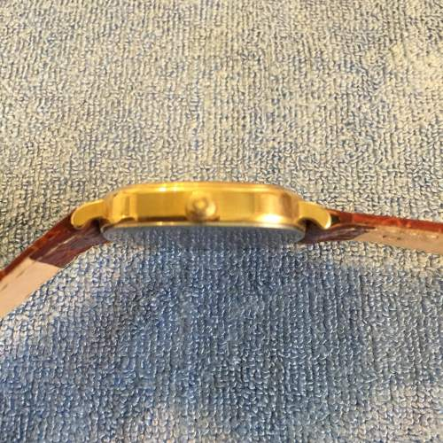 Gents Gold Plated Manual Wind Wristwatch By Longines image-2