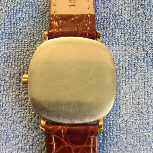 Gents Gold Plated Manual Wind Wristwatch By Longines image-3