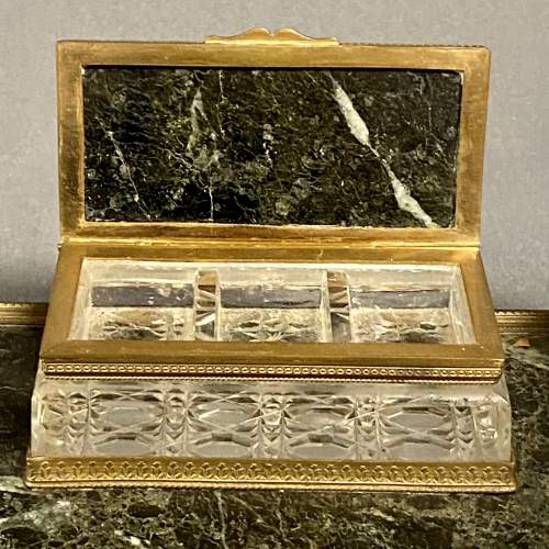 19th Century Marble Desk Set image-3