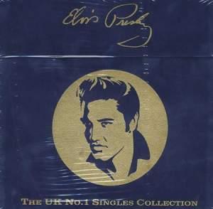 Elvis Presley  The UK No.1 Singles Collection 17 × Vinyl 7in Box