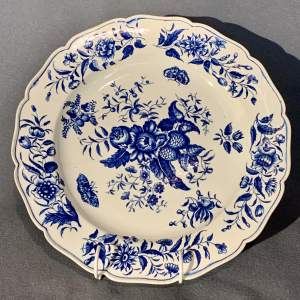18th Century Worcester Charger