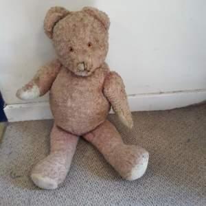 Large Vintage Teddy Bear