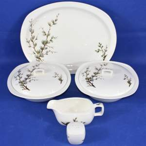 Midwinter Pussy Willow Stylecraft Dinnerware Selection