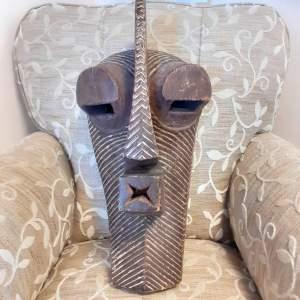 Congolese Luba Mask
