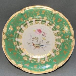 Mid 19th Century Davenport Plate