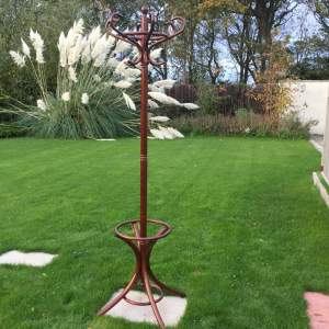Vintage Bentwood Hat and Coat Stand