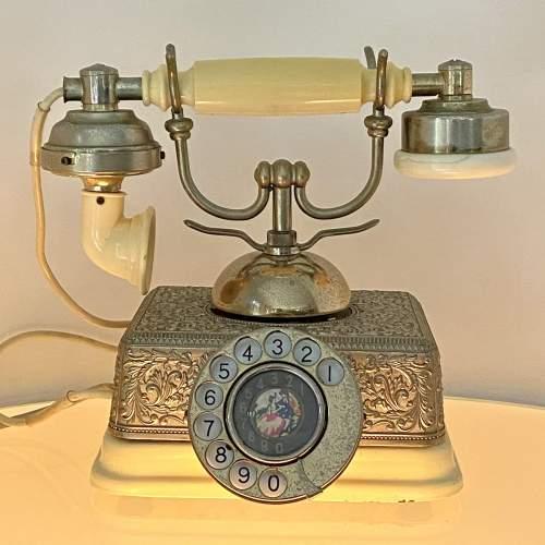 Vintage Kitsch Binatone Telephone image-1
