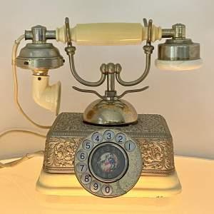Vintage Kitsch Binatone Telephone