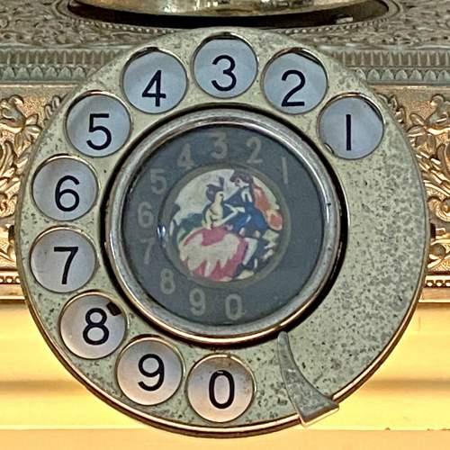 Vintage Kitsch Binatone Telephone image-2
