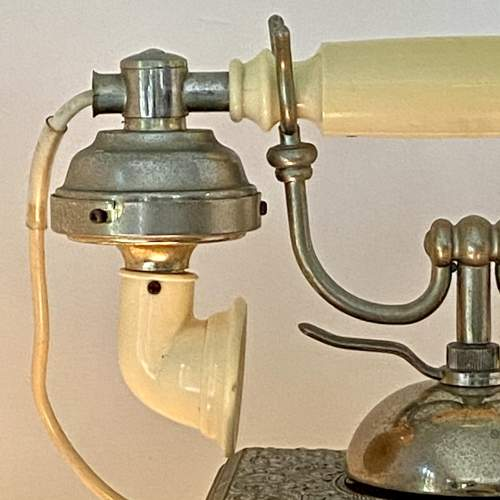 Vintage Kitsch Binatone Telephone image-3